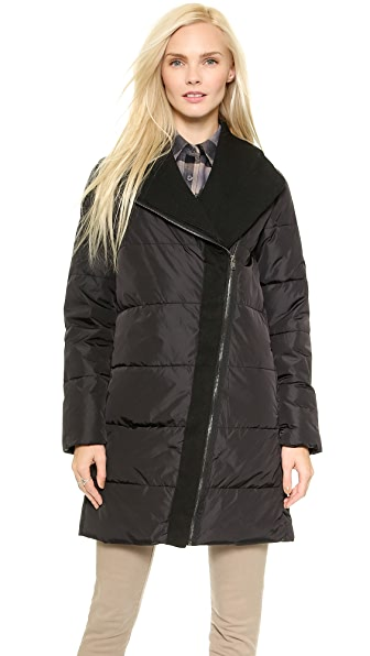 BB Dakota Larissa Long Puffer Coat