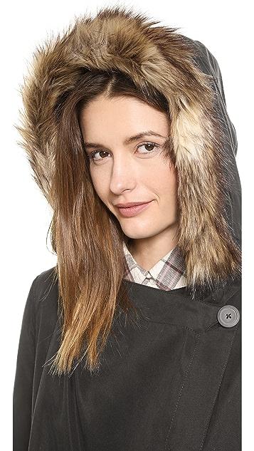 BB Dakota Daisy Coat