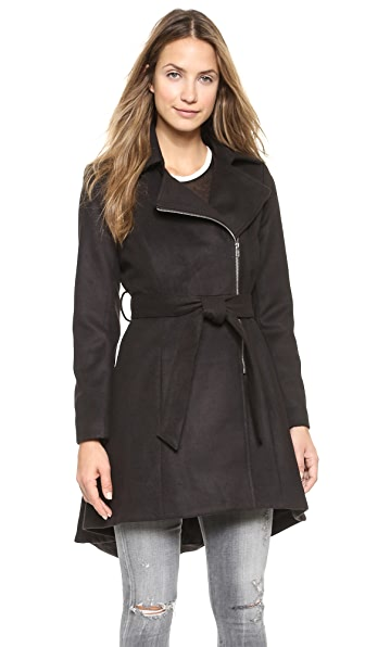 BB Dakota Amorie Skirted Coat