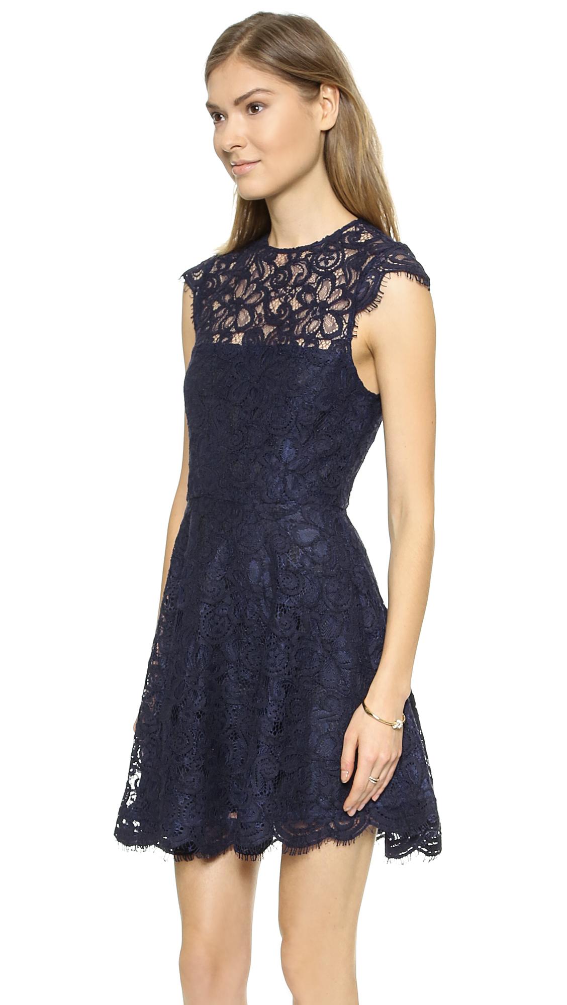 Bb dakota lace dress