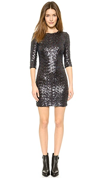 BB Dakota Villette Sequin Dress