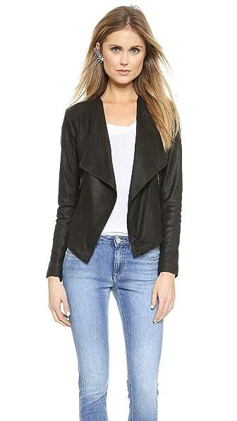Sale alerts for  Tyne Leather Jacket - Covvet