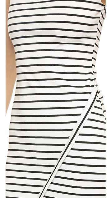 BB Dakota Jack by BB Dakota Ever Stripe Dress