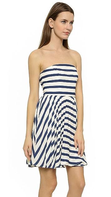 BB Dakota Aleta Striped Dress