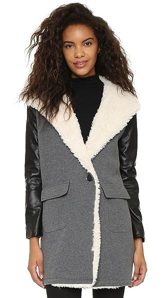 Bb Dakota Kaeding Jacket - Dark Heather Grey