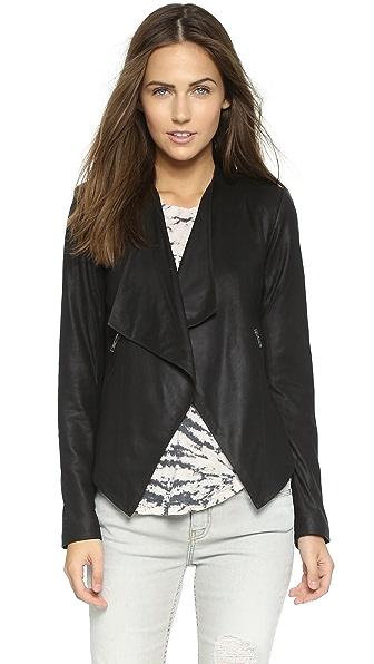 Sale alerts for  Harper Leather Jacket - Covvet