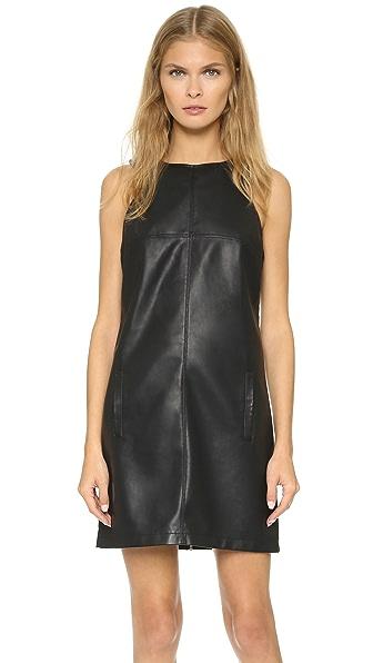 Bb Dakota Iggy Shift Dress - Black