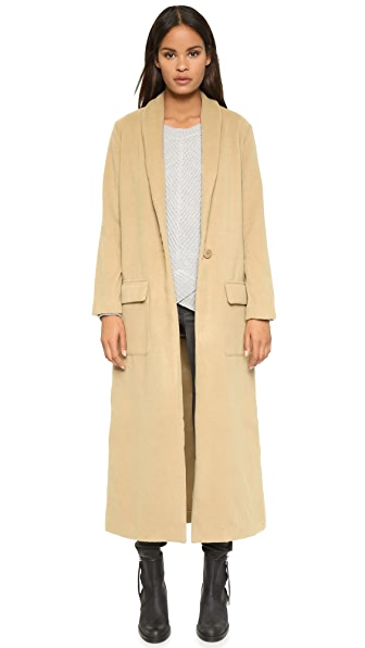 Bb Dakota Lilias Coat - Churro