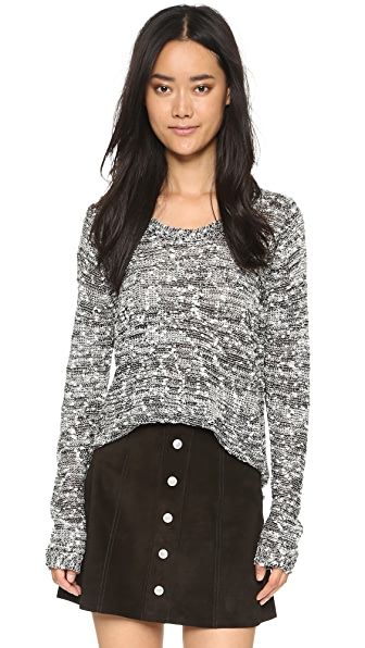 BB Dakota Jack by BB Dakota Paulsen Open Stitch Sweater