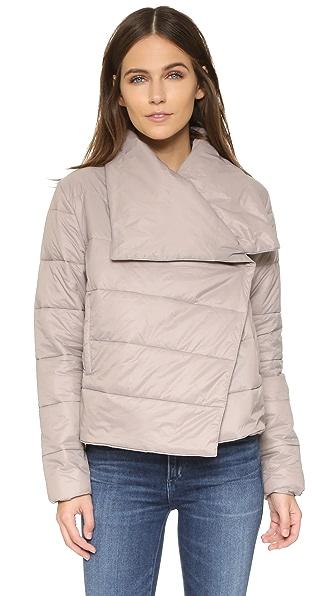 BB Dakota Peonies Nylon Jacket