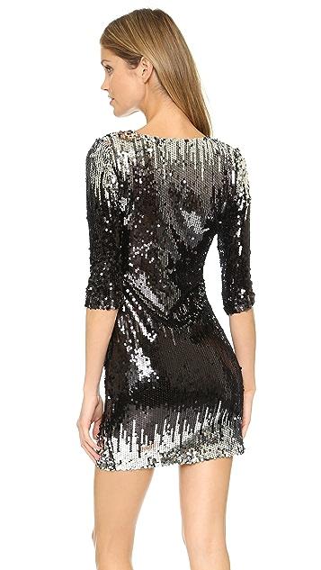 BB Dakota Elise Sequin Dress
