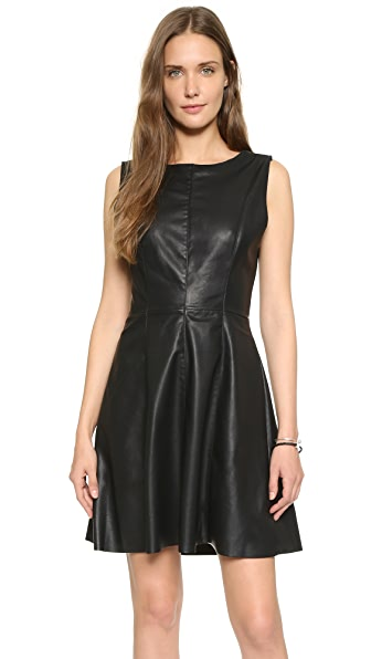 Bb Dakota April Dress - Black