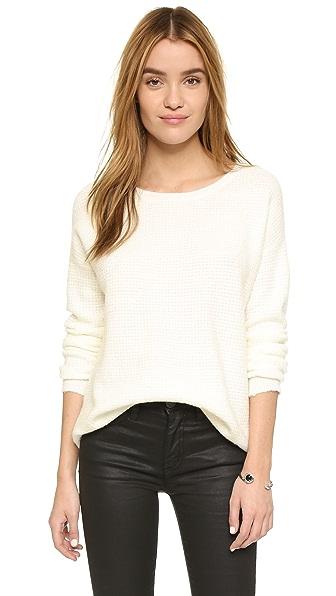 BB Dakota Luisa Fuzzy Sweater