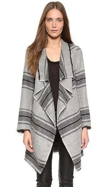 BB Dakota Chris Blanket Coat