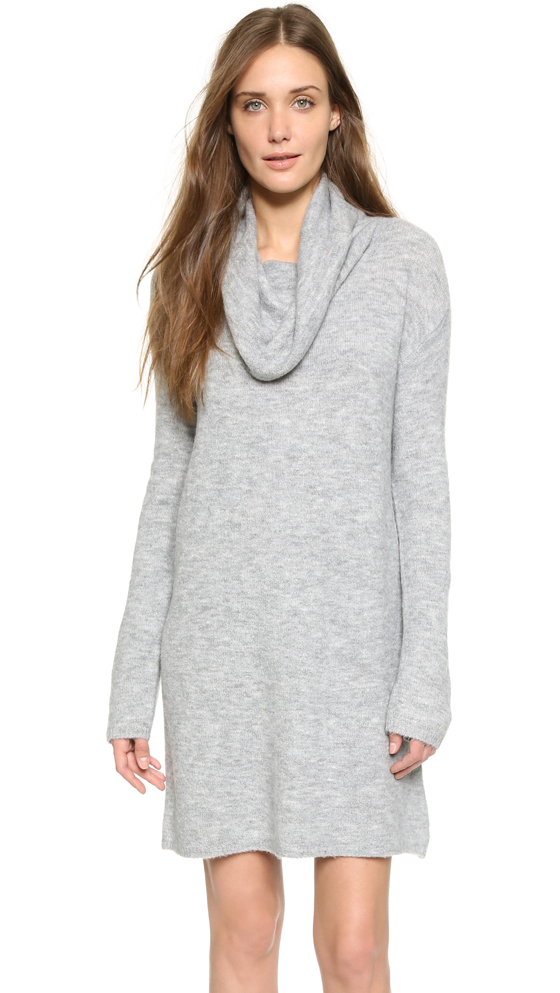 BB Dakota Leighton Turtleneck Sweater Dress | SHOPBOP