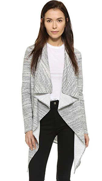 BB Dakota Davis Drape Cardigan