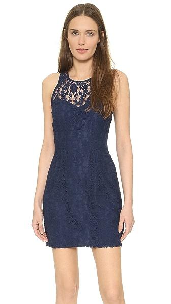 BB Dakota Larelle Sleeveless Lace Dress