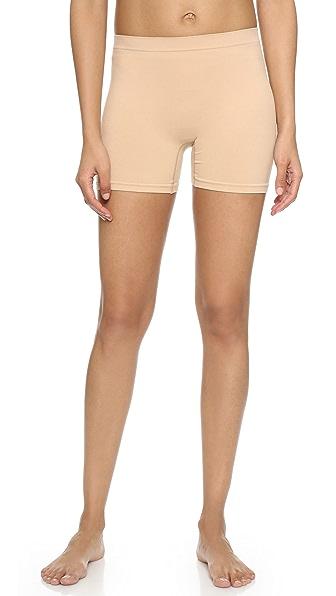 BB Dakota Caiden Seamless Bike Shorts - Nude