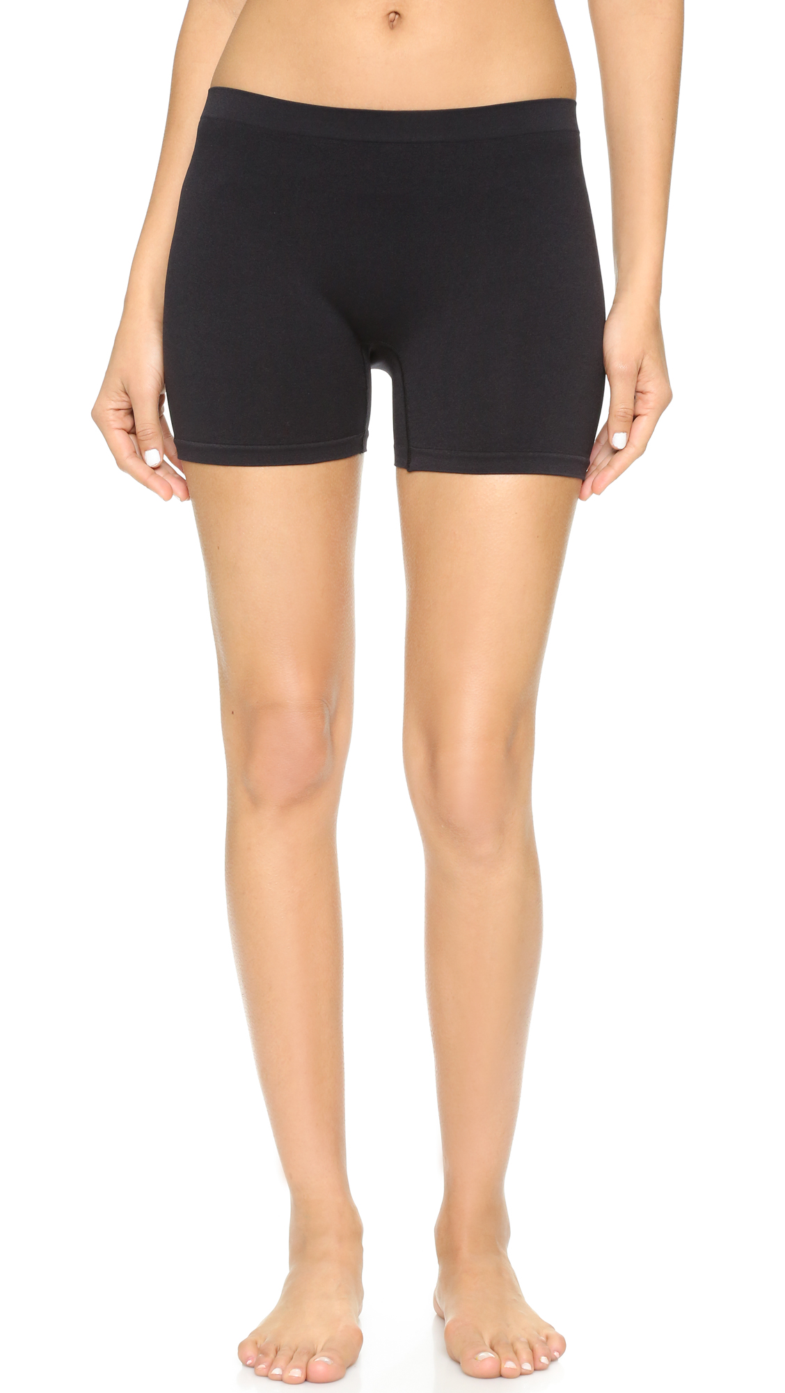 BB Dakota Caiden Seamless Bike Shorts - Black