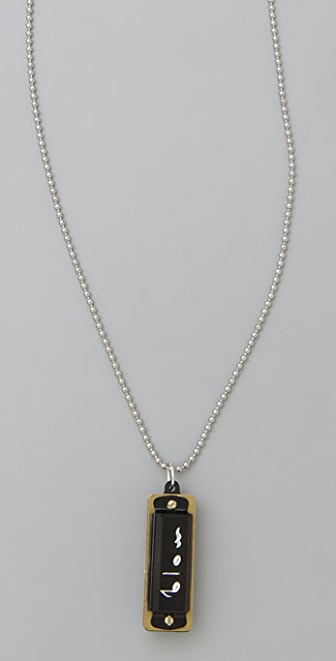 BLOW Harmonica Necklace