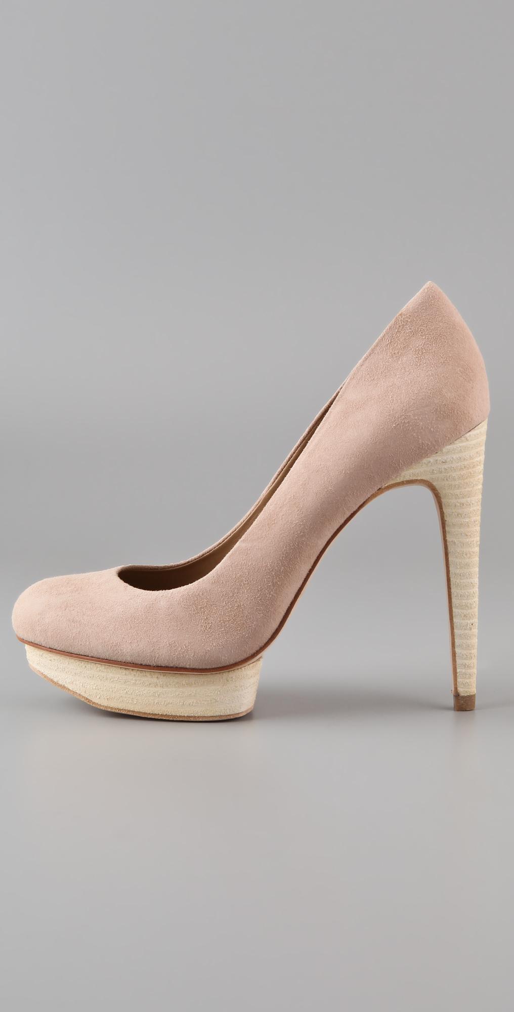 3322a6089cdc21 Bcbgmaxazria foster platform pumps shopbop jpg 1016x2000 Bcbg natural heels