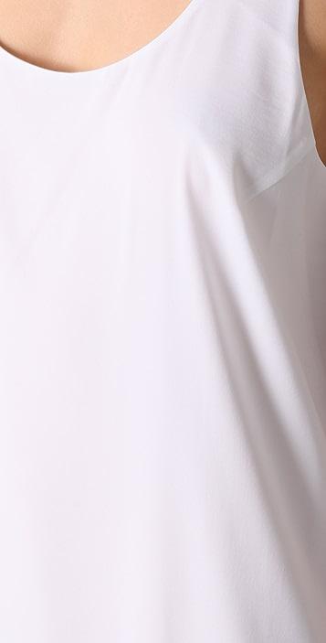 BCBGMAXAZRIA Sara Knot Back Gown