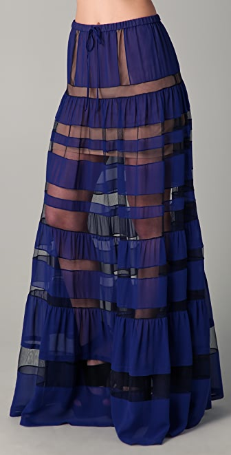 BCBGMAXAZRIA The Letesia Skirt