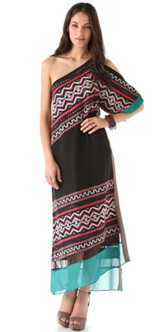 BCBGMAXAZRIA The Nikolina Dress