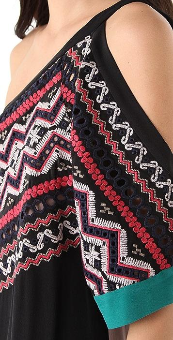 BCBGMAXAZRIA The Nikolina Dress
