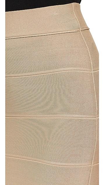 BCBGMAXAZRIA Simone Knit Skirt