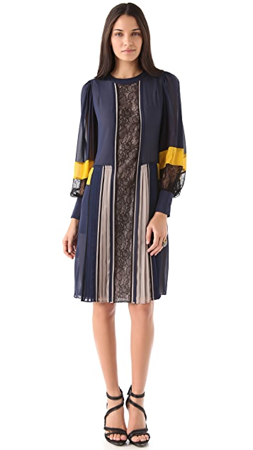 BCBGMAXAZRIA Kassia Tunic Dress