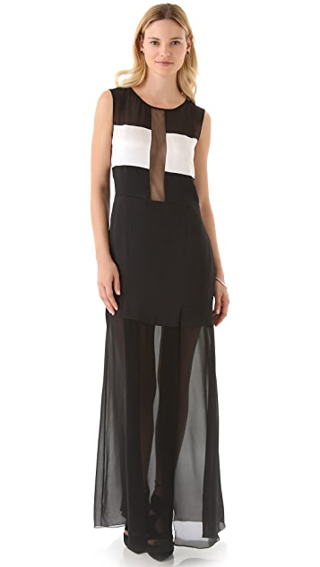 BCBGMAXAZRIA Cicely Dress