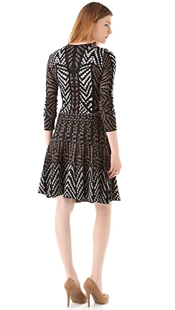 BCBGMAXAZRIA Breona Dress