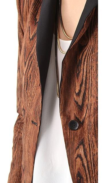 BCBGMAXAZRIA Bowie Tuxedo Jacket