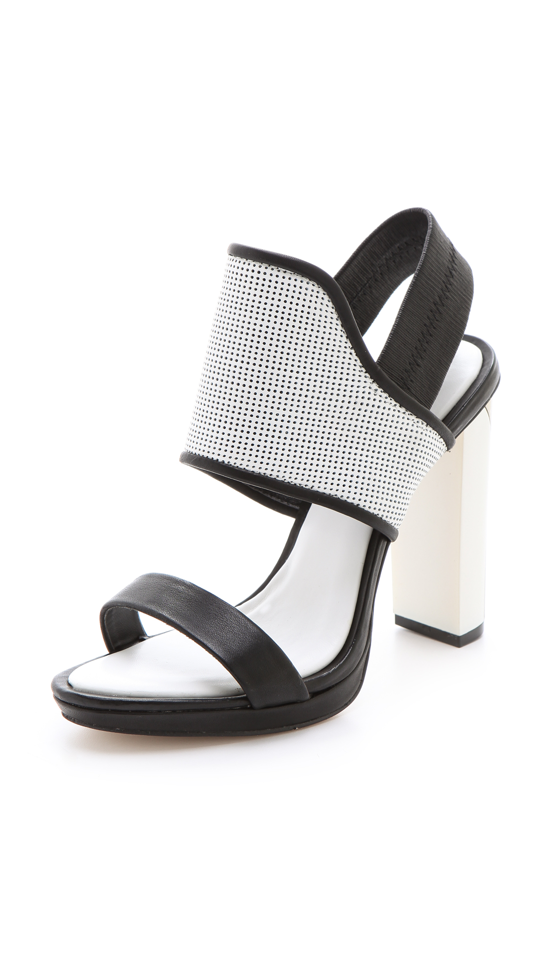 6d1dc5045ac BCBGMAXAZRIA Jovian High Heel Sandals