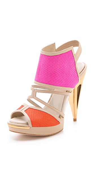 BCBGMAXAZRIA Hex High Heels