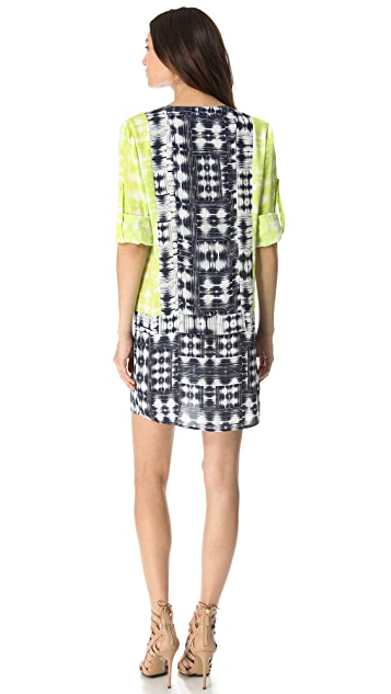 BCBGMAXAZRIA Clementin Tunic Dress