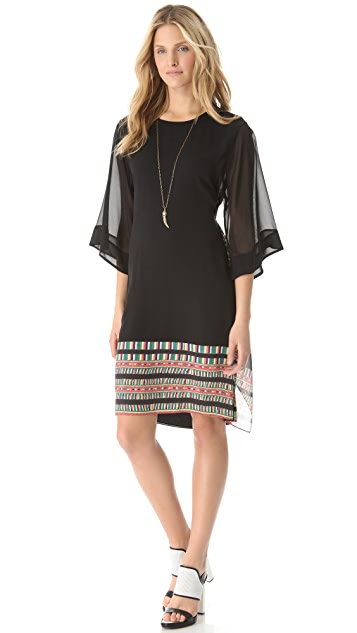 BCBGMAXAZRIA Collette Dress