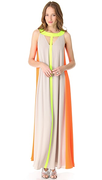BCBGMAXAZRIA Wiloh Maxi Dress