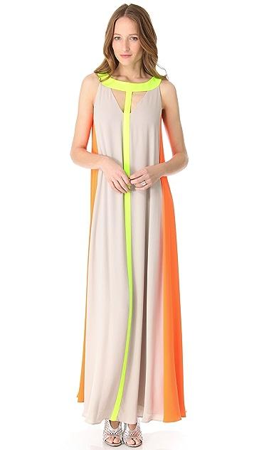 BCBGMAXAZRIA Wiloh Maxi Dress