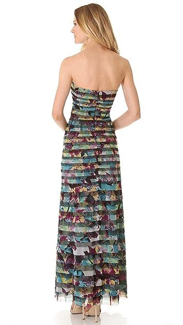 BCBGMAXAZRIA Dharma Gown