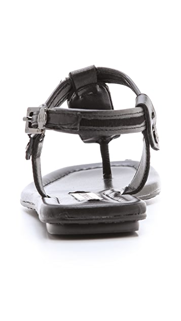BCBGMAXAZRIA Brynn Studded Sandals