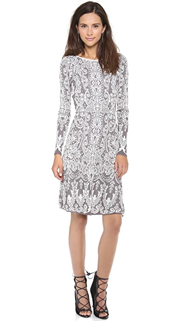 BCBGMAXAZRIA Petra Lace Dress