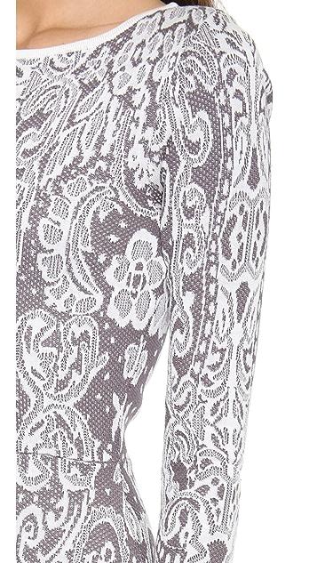 BCBGMAXAZRIA Petra Lace Dress