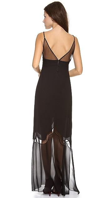 BCBGMAXAZRIA Serena Dress
