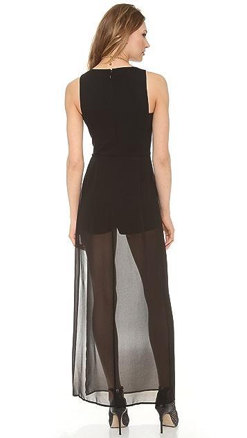 BCBGMAXAZRIA Kenzi Maxi Dress
