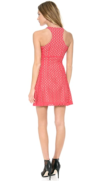 BCBGMAXAZRIA Guilianna Dress