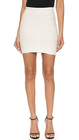 BCBGMAXAZRIA Simone Bandage Skirt