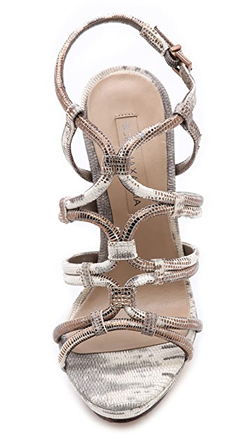 BCBGMAXAZRIA Farrow Strappy Sandals