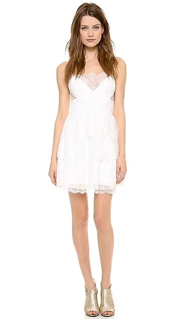BCBGMAXAZRIA Jasanna Lace Dress